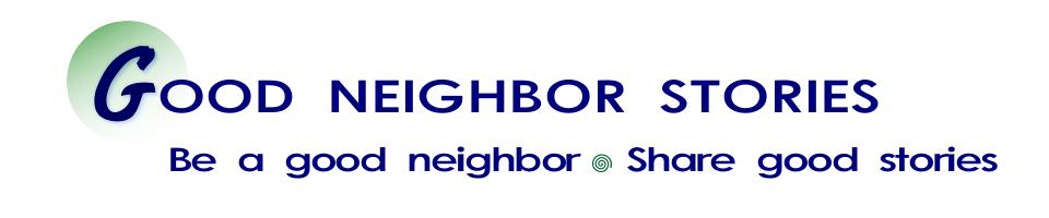 New Good Neighbors Header